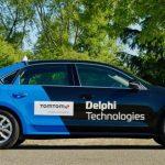 TomTom Delphi Technologies risparmio carburante ADAS