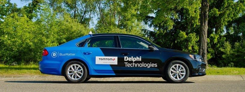 Risparmiare il 10% sul carburante? TomTom e Delphi Technologies dicono che si può thumbnail