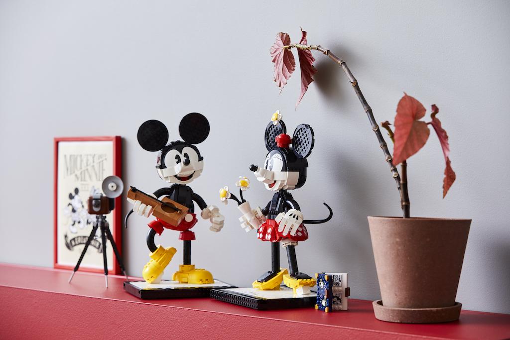 Topolino Minnie Lego Disney