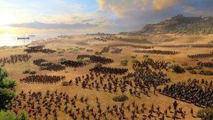 Total War Saga: Troy sarà gratuito per le prime 24 ore dal lancio Il gioco sarà un'esclusiva di Epic Games Store per un periodo limitato