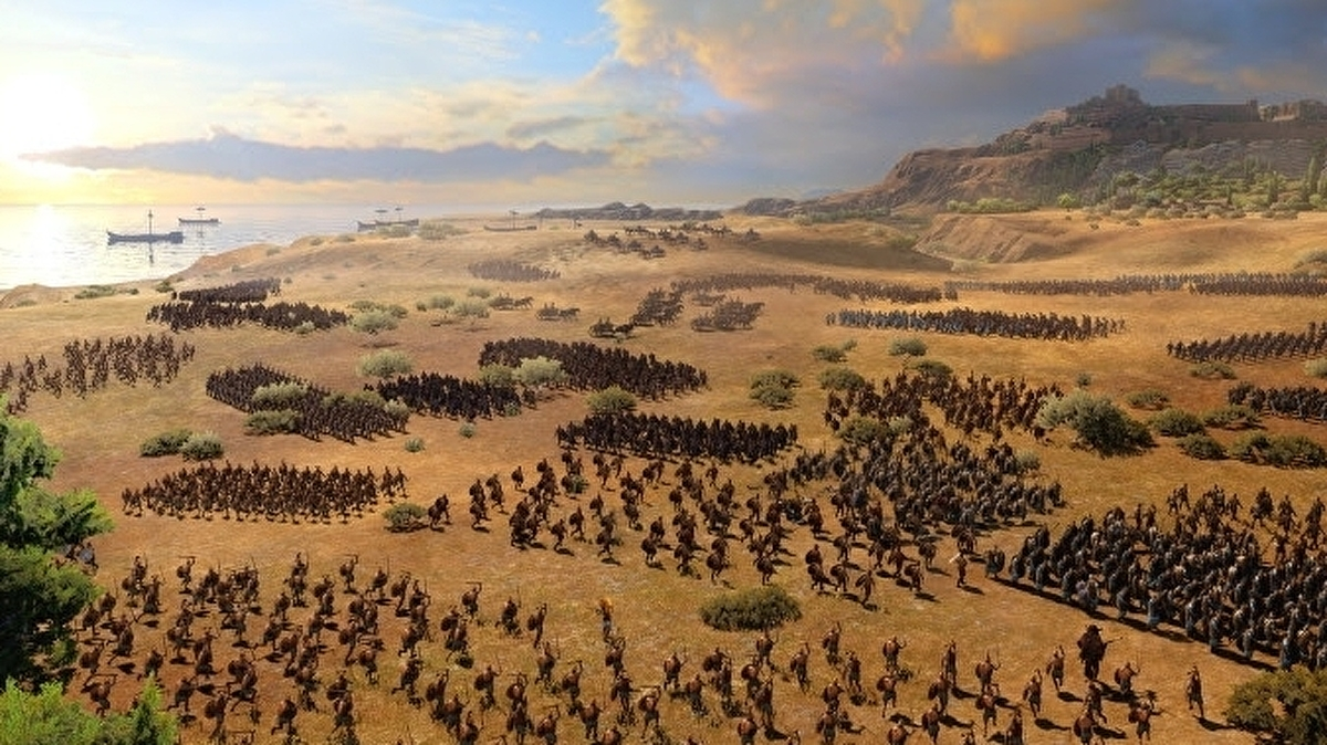 Total War Saga: Troy sarà gratuito per le prime 24 ore dal lancio thumbnail