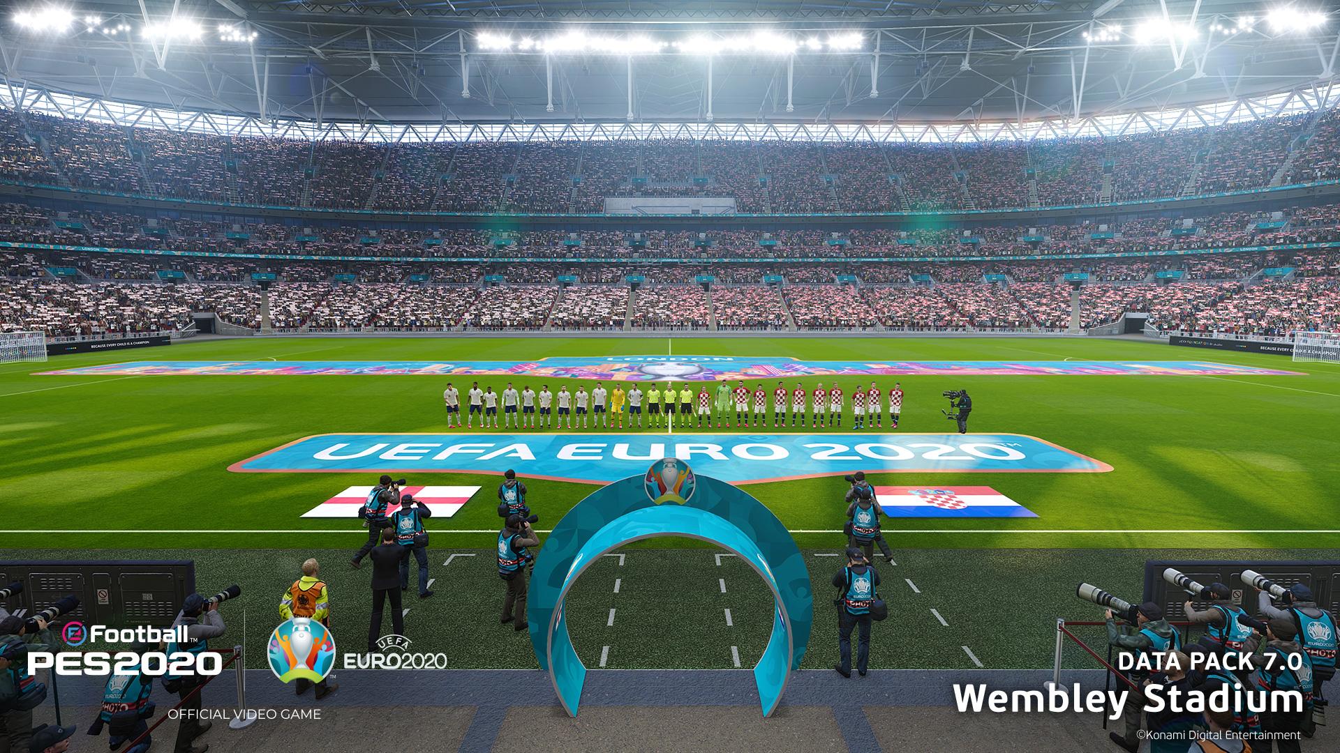 Uefa Euro 2020 per eFootball PES 2020 è finalmente disponibile thumbnail