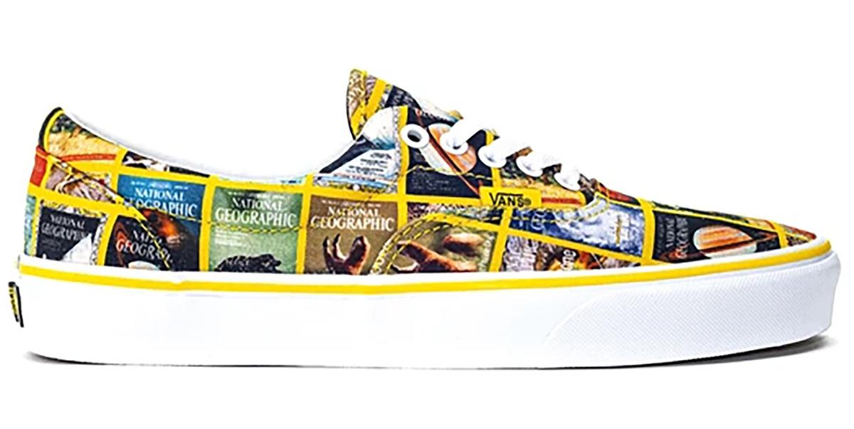 Vans e National Geographic: ecco la scarpa dell'esploratore thumbnail