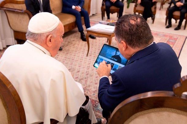 Vativision streaming on demand vaticano