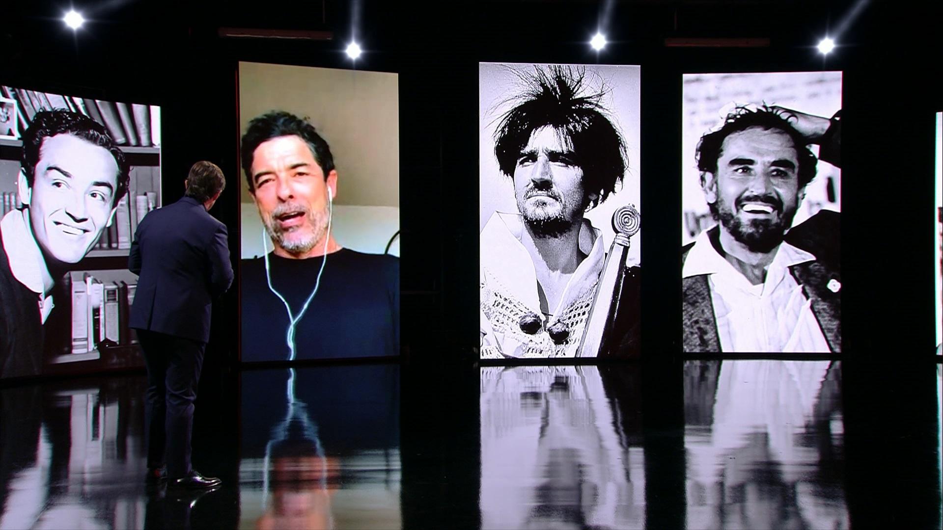 Sky omaggia Vittorio Gassman con una puntata speciale thumbnail