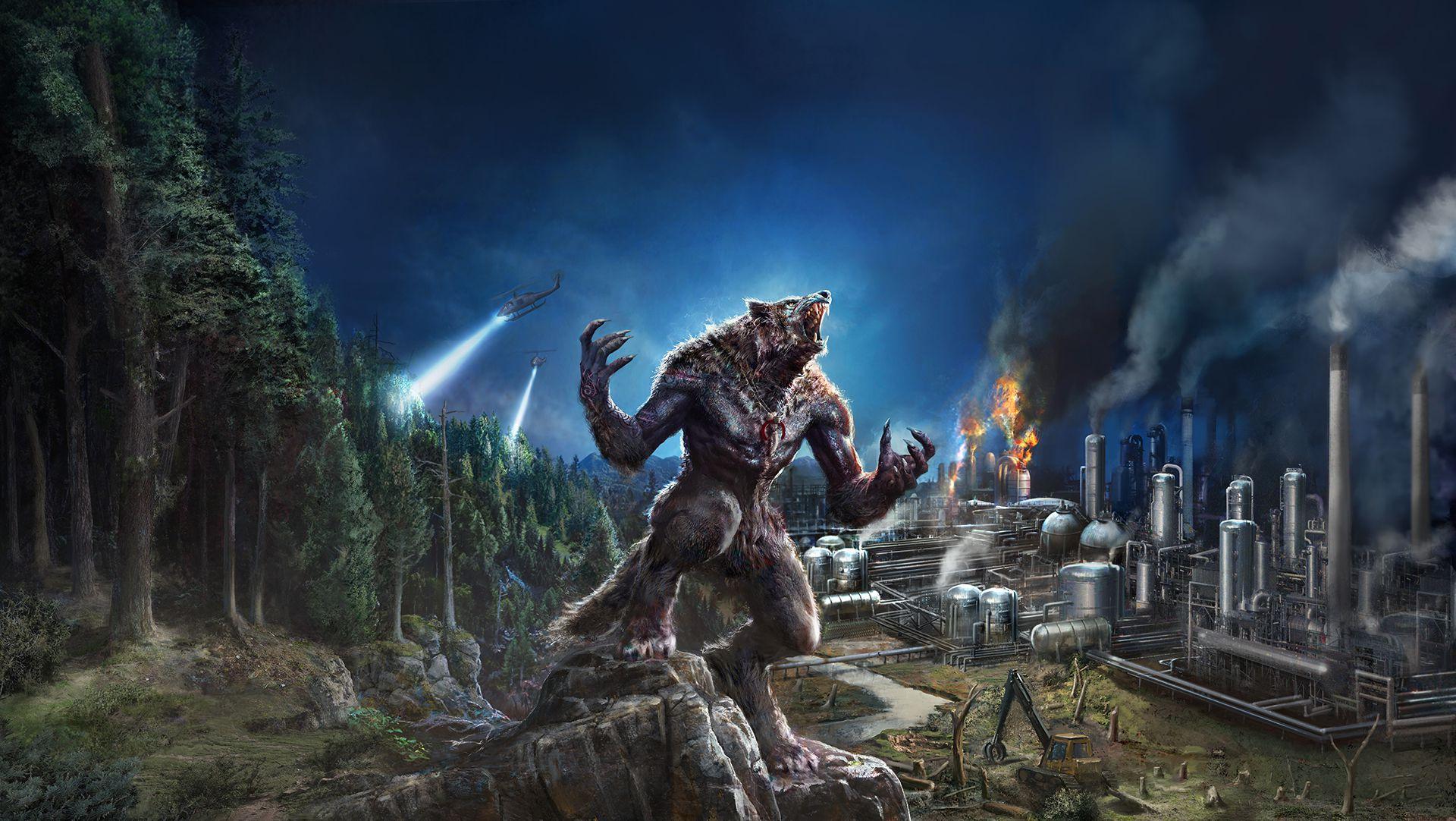 Disponibile il trailer di Werewolf: The Apocalypse – Earthblood thumbnail