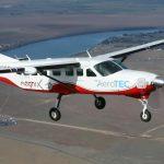 aereo elettrico più grande del mondo eCaravan