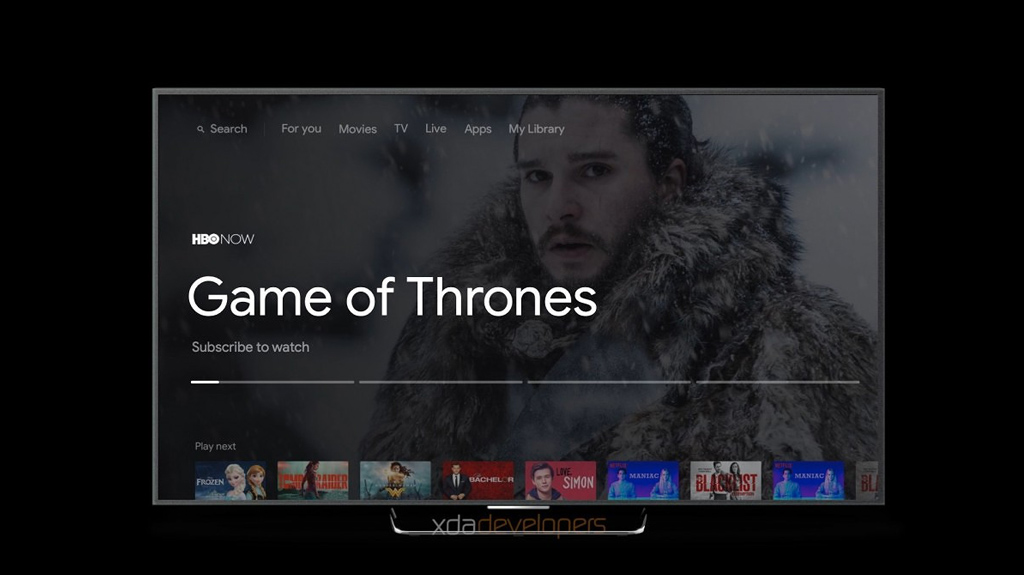 android tv hbonow