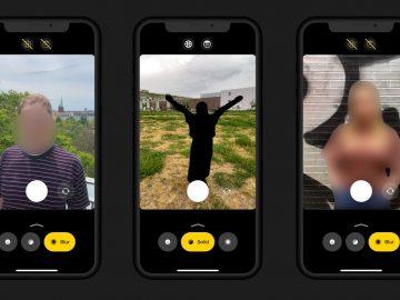 anonymous camera identita privacy