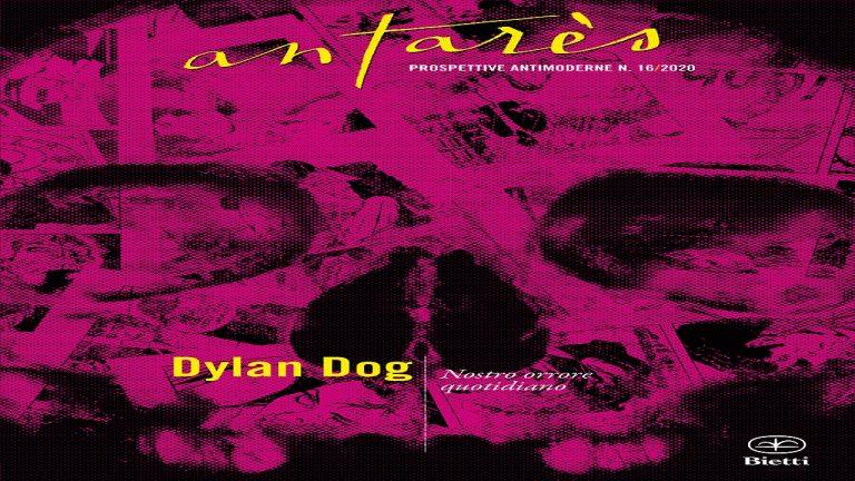 Dylan Dog Antarès bonelli