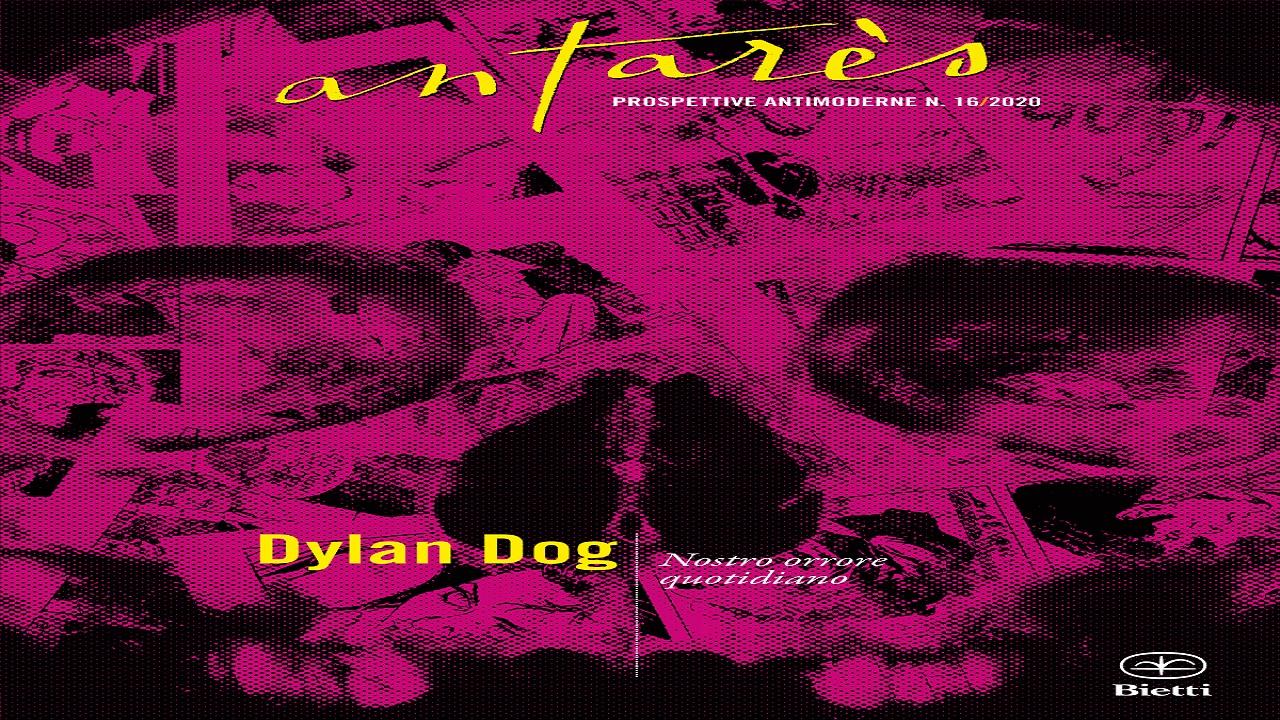 Dylan Dog sul nuovo fascicolo di Antarès: Lunga Vita all'Altrove, Morte alla Realtà thumbnail