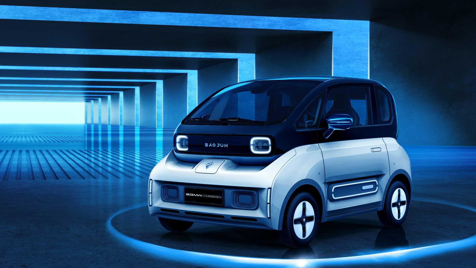 Baojun E300, un'auto elettrica General Motors con tecnologia Xiaomi thumbnail