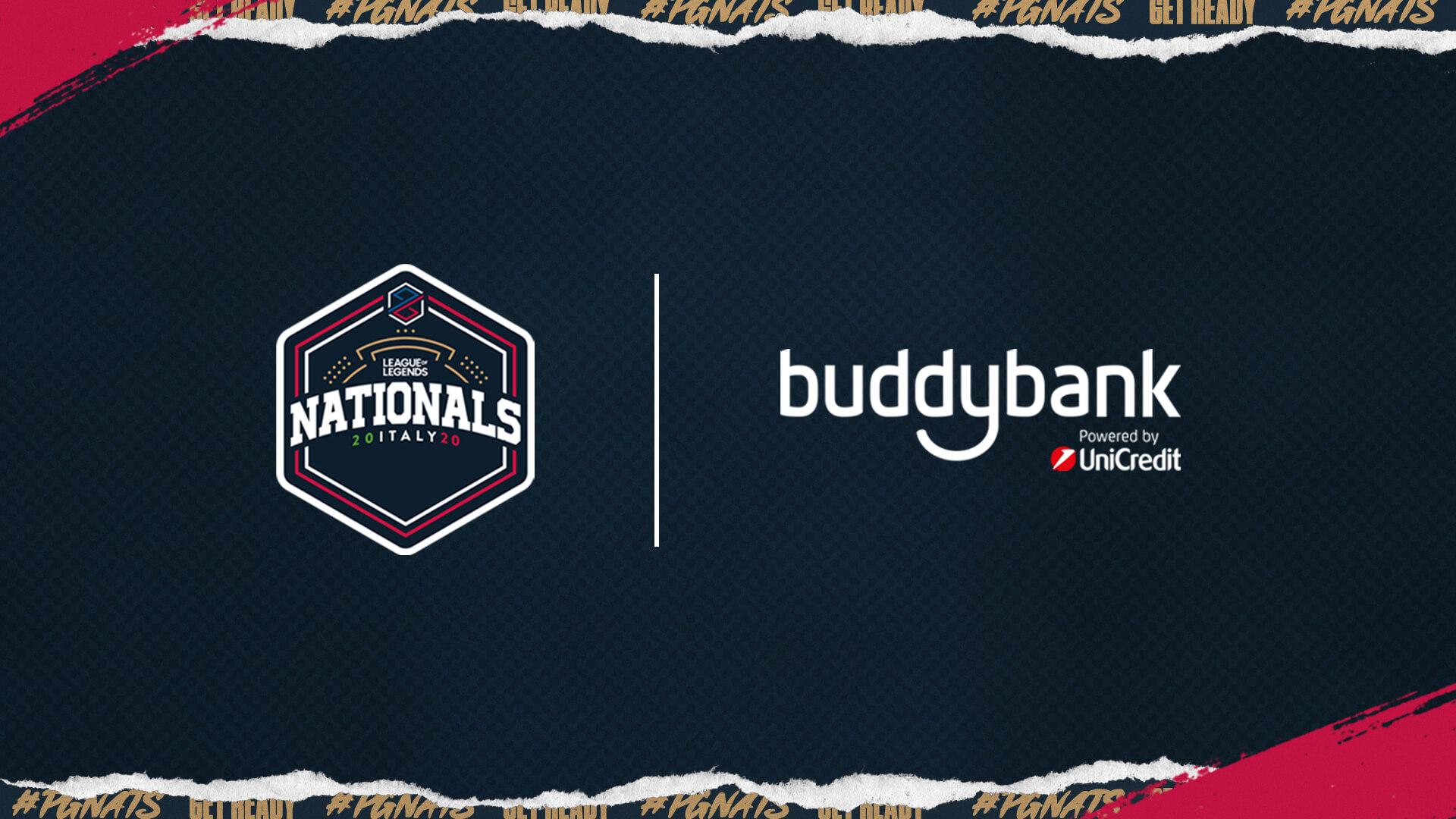 PG Nationals Summer Split: l'edizione 2020 è powered by buddybank thumbnail