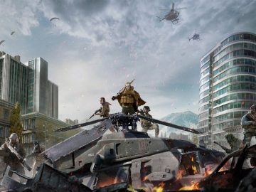 call of duty warzone online gioco