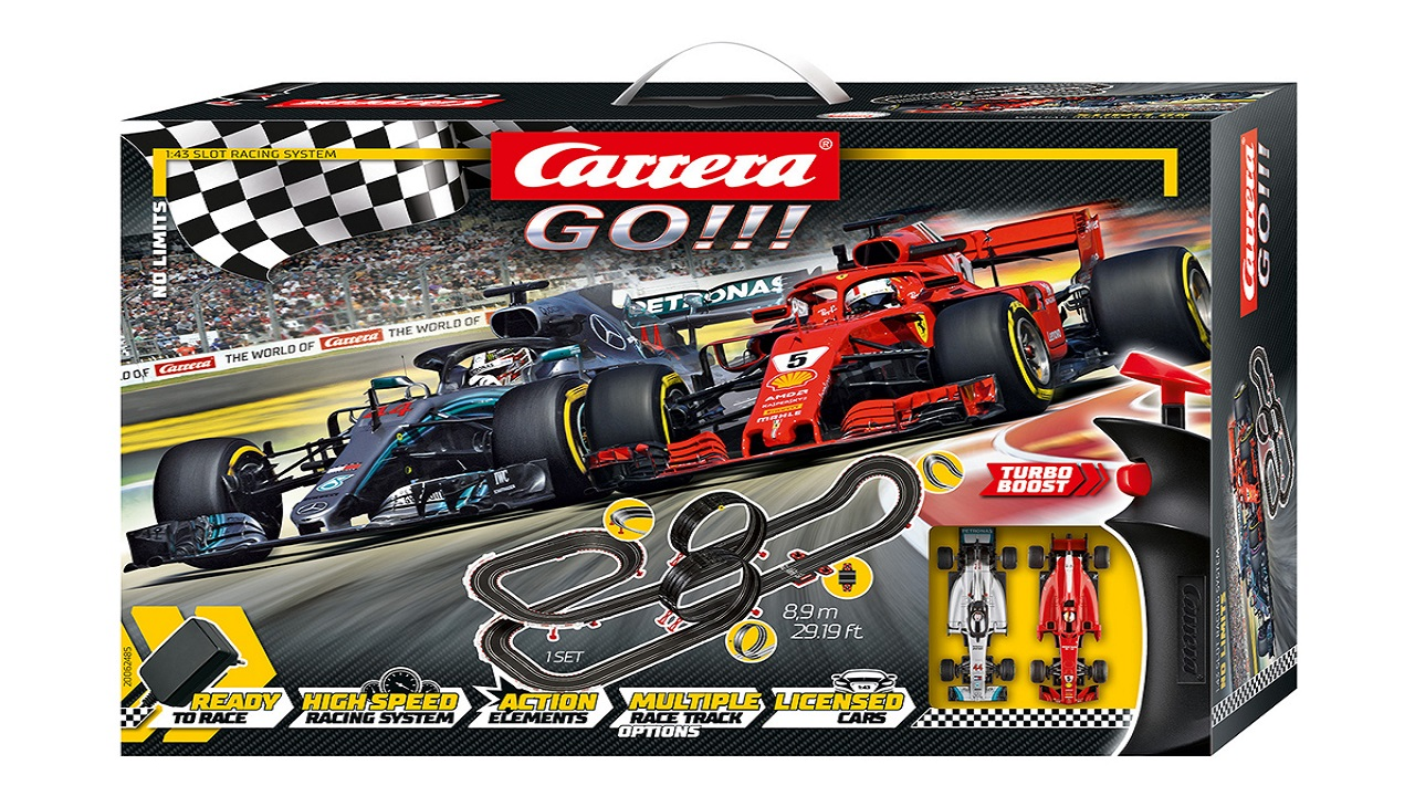 Carrera Toys: nuove piste entusiasmanti in arrivo thumbnail