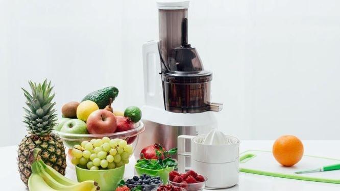 centrifuga frutta estrattore frullatore