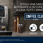 coffee club de'longhi caffè