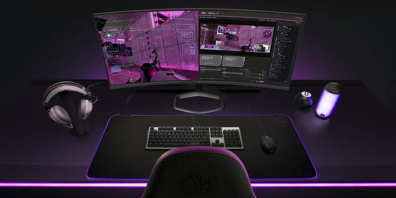 Cooler Master entra nel mercato dei monitor con due nuovi modelli thumbnail