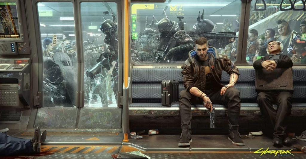 Cyberpunk 2077 Night City Wire posticipato