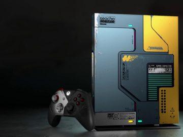 cyberpunk 2077 segreto xbox one grazie