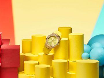 d1 milano colorato orologio anni 90
