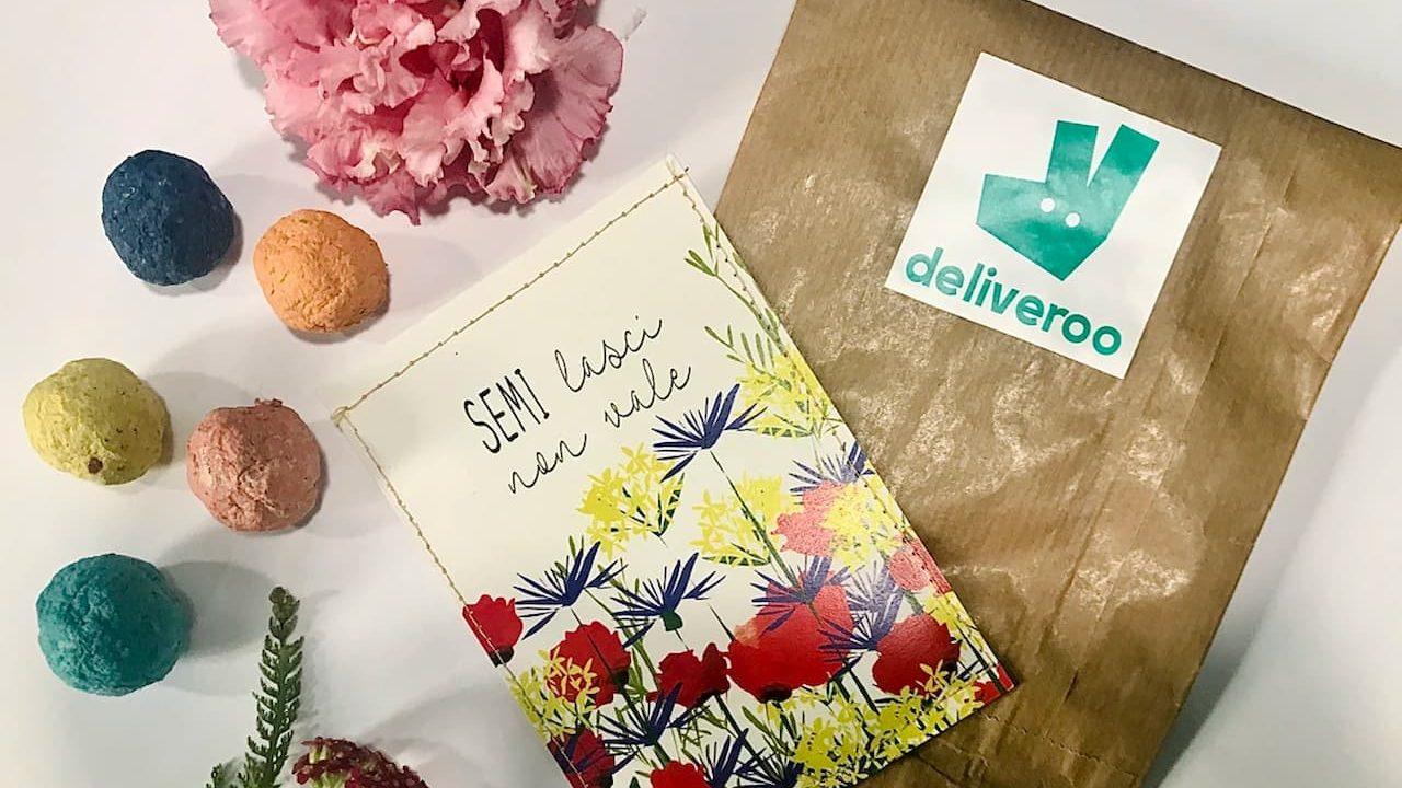 Deliveroo ora ti porta anche i fiori thumbnail