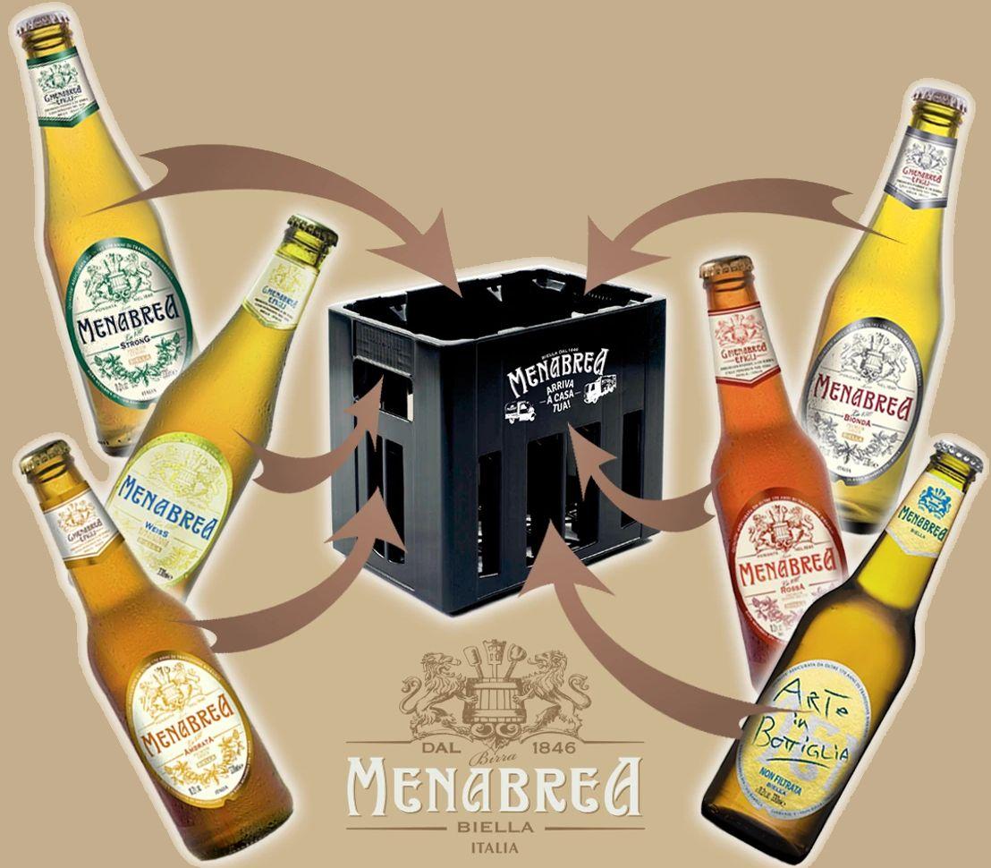 Menabrea porta la birra a casa secondo i propri gusti thumbnail