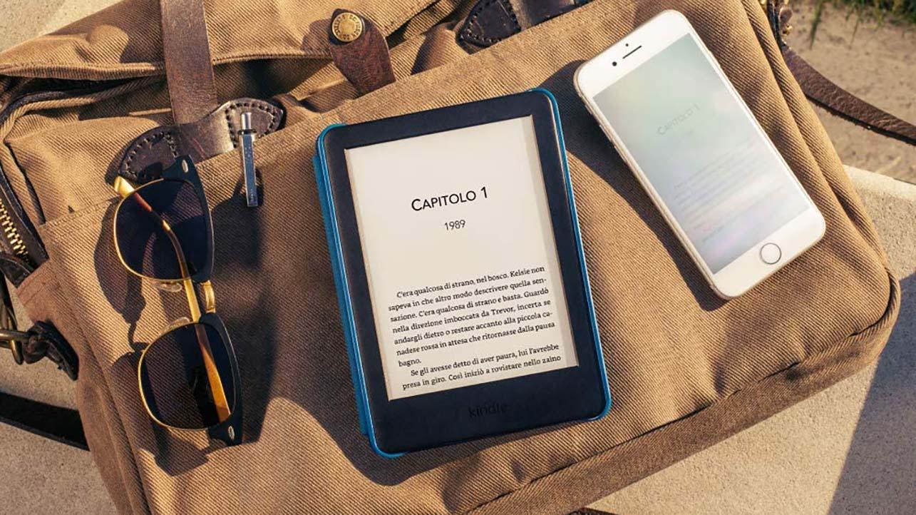 10 motivi per comprare un eBook reader thumbnail