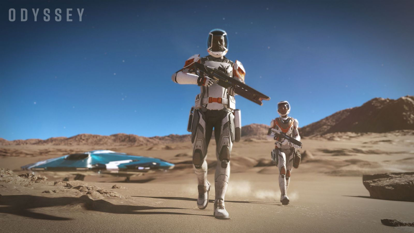 Elite Dangerous: Odyssey, ufficiale la nuova espansione thumbnail