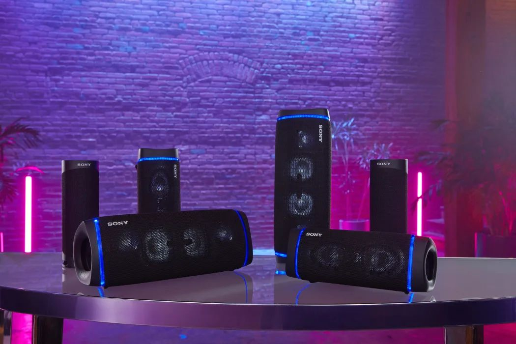 Sony EXTRA BASS, suono wireless stereo e potente da portare ovunque thumbnail
