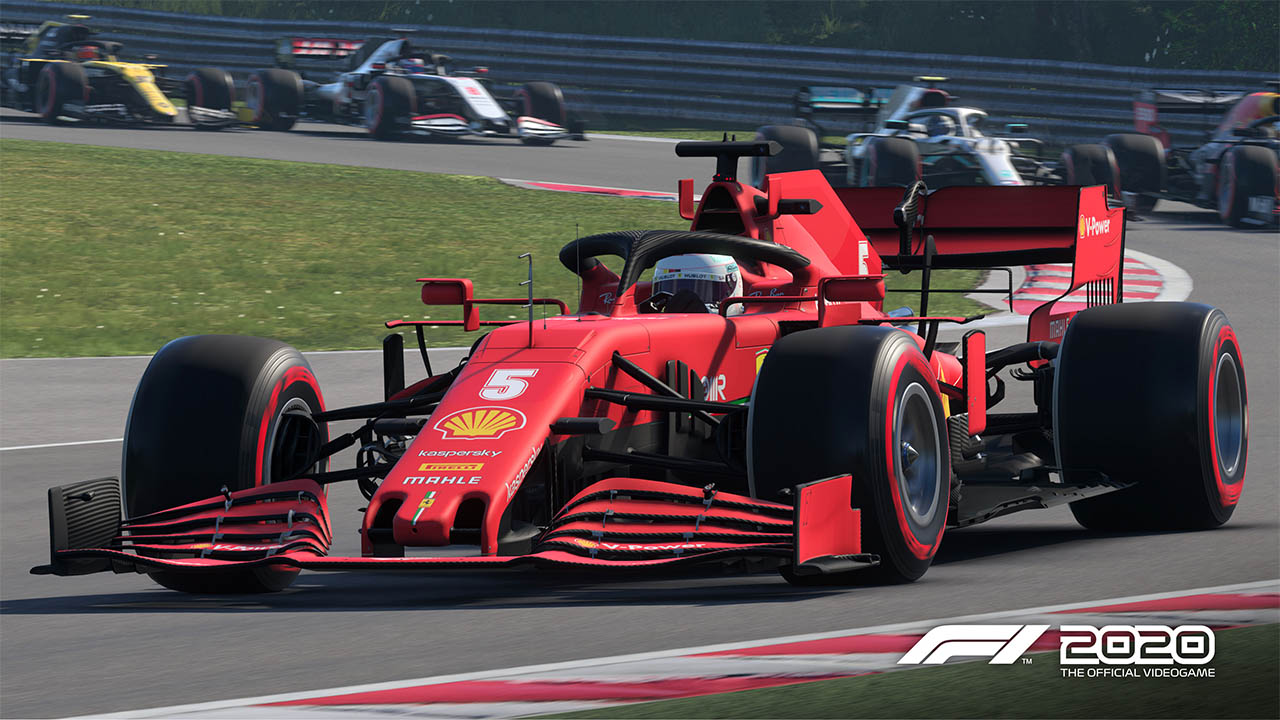 Ecco lo spot TV del videogioco F1 2020 thumbnail
