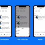 aggiornamento facebook gestore attività