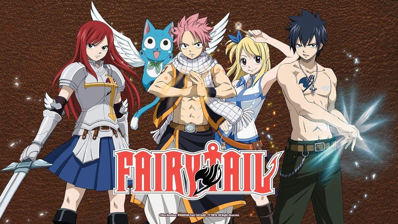 Fairy Tail, annunciato l'Unison Raid e tante nuove abilità thumbnail