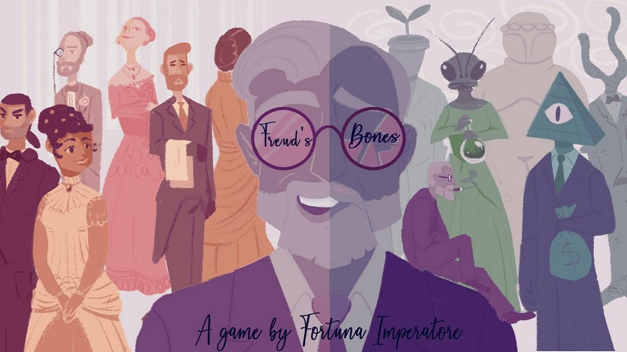 Lasciati psicanalizzare da Freud's Bones. E dalla sua autrice. thumbnail