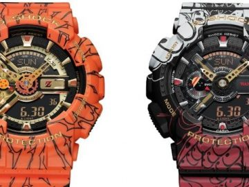 g-shock dragon ball one piece