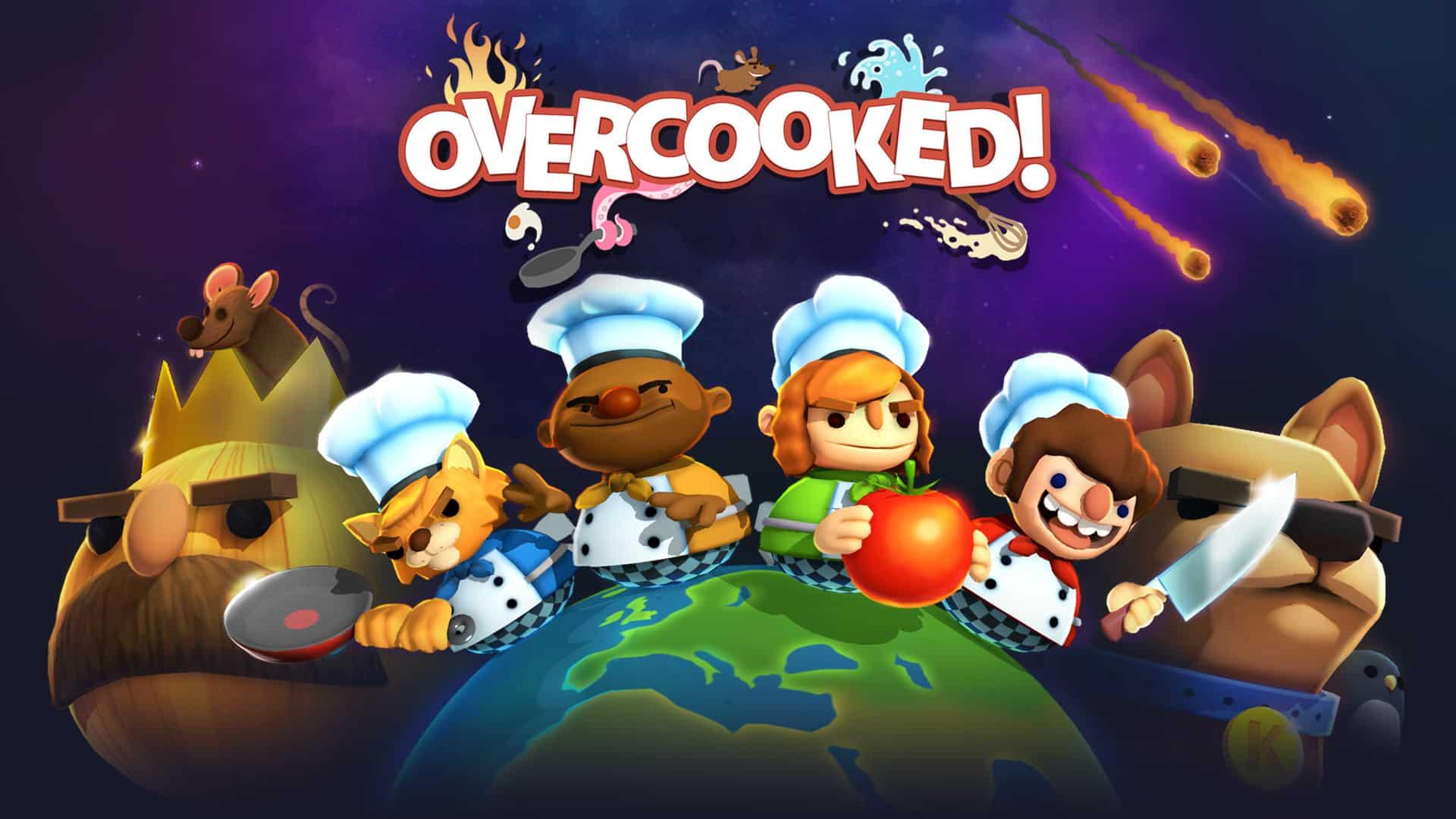 Overcooked è ora disponibile gratuitamente su Epic Games Store thumbnail
