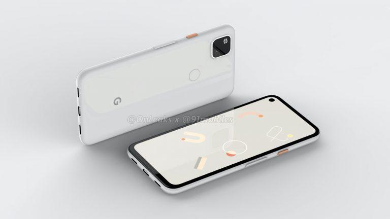 google pixel 4a certificazione fcc