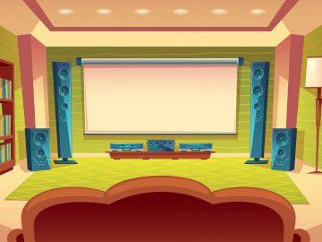 i migliori proiettori - home cinema