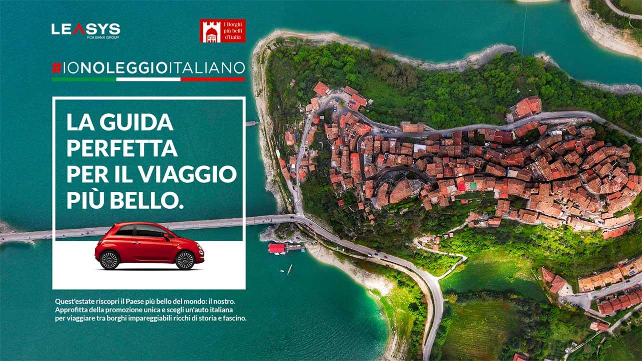 Noleggiare un auto per scoprire i borghi più belli d'Italia thumbnail