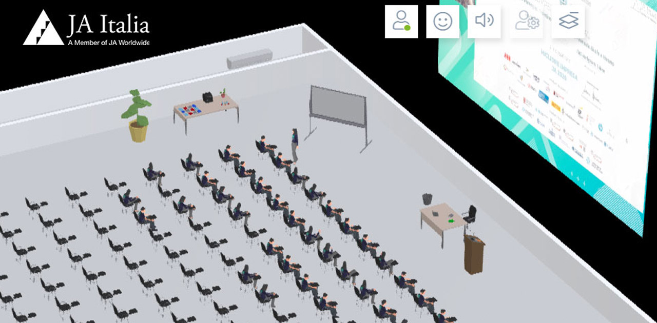 junior achievement italia realtà virtuale