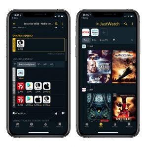 justwatch applicazioni serie tv
