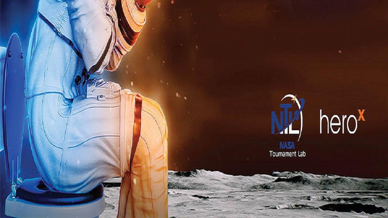 La NASA premia il miglior gabinetto spaziale thumbnail