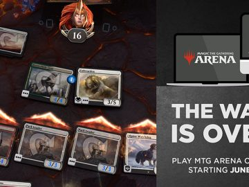 magic the gathering arena mac
