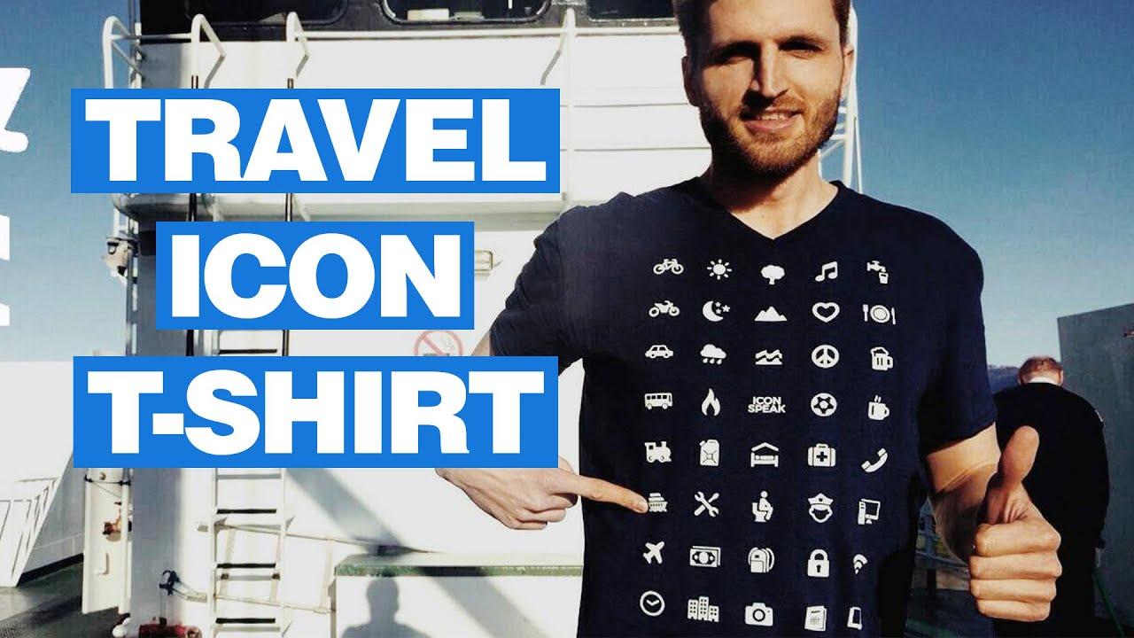 Con questa maglietta non avrai bisogno di conoscere le lingue straniere thumbnail