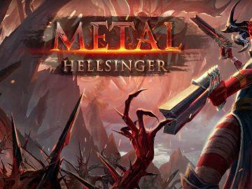 metal hellsinger sparatutto ritmico