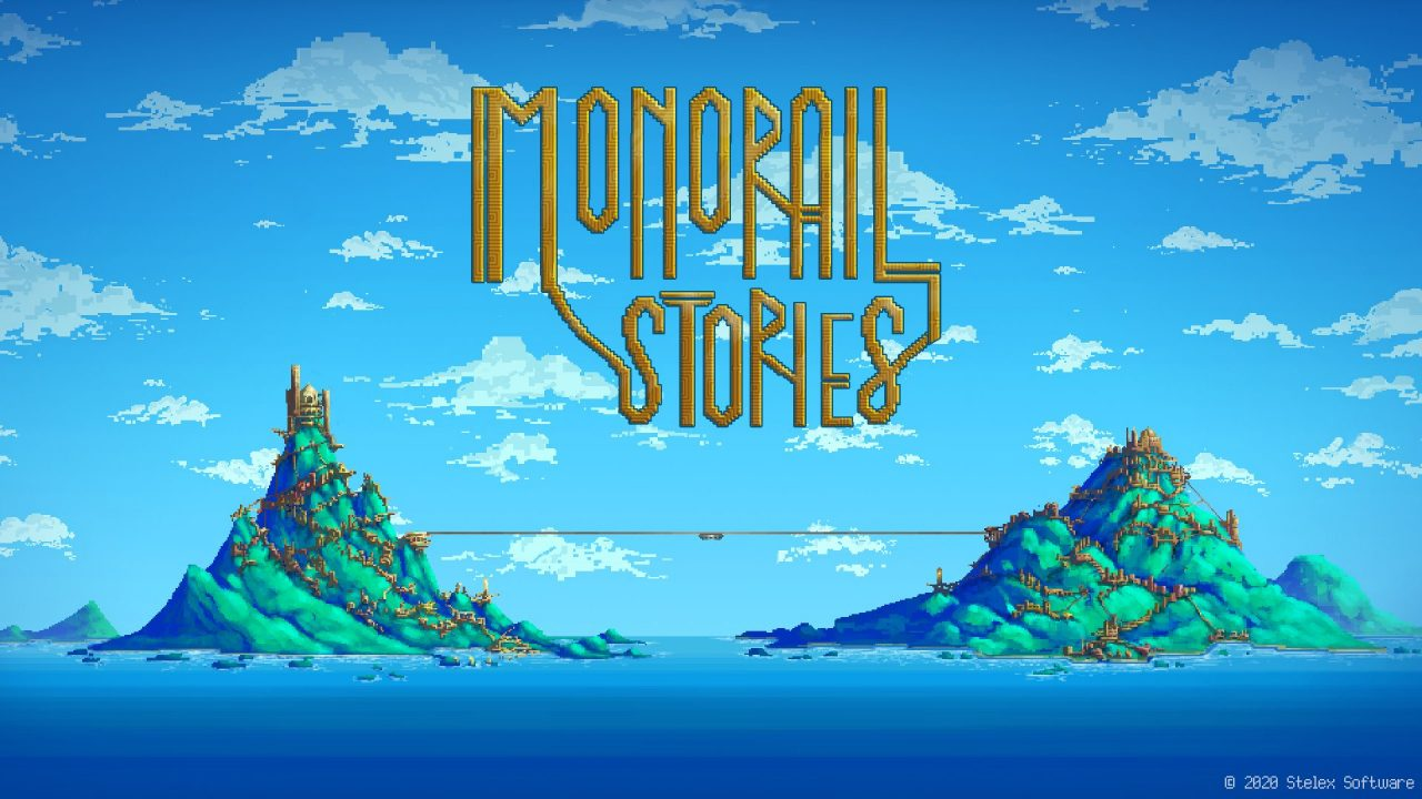 Monorail Stories sarà presente allo Steam Game Festival thumbnail