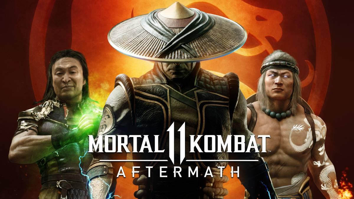 Mortal Kombat 11 Aftermath recensione: i viaggi nel tempo kontinuano thumbnail