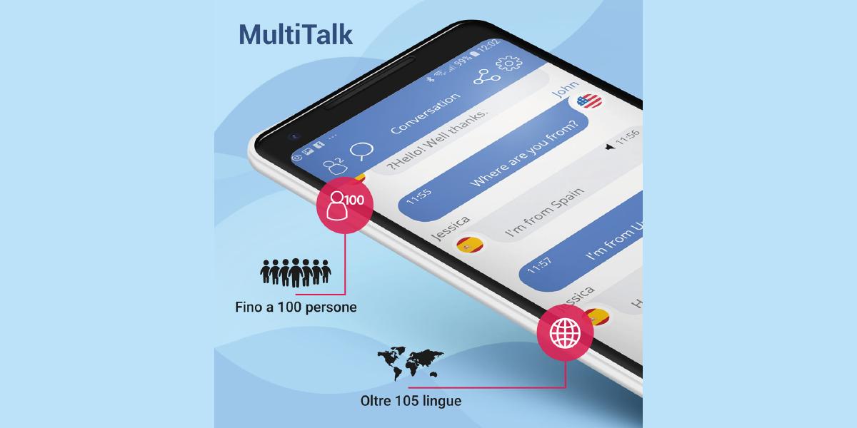 Traduttore universale: con MultiTalk Star Trek è in un'app thumbnail