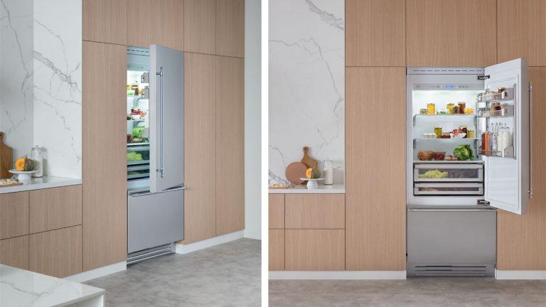 nuovo frigorifero bertazzoni