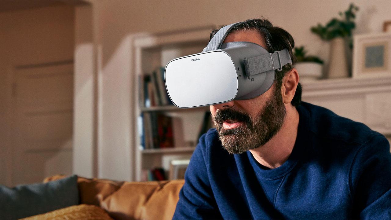 Stop alle vendite per il visore Oculus Go thumbnail